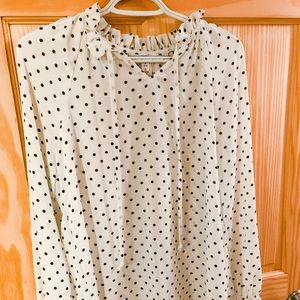 * 3 for $25* Time & Tru Blouse